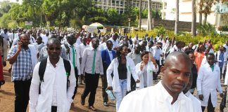 Kenya union of clinical officers