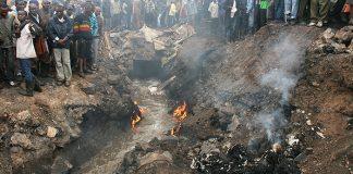 sinai slum fire tragedy