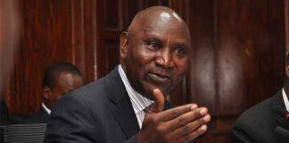 Auditor General Edward Ouko