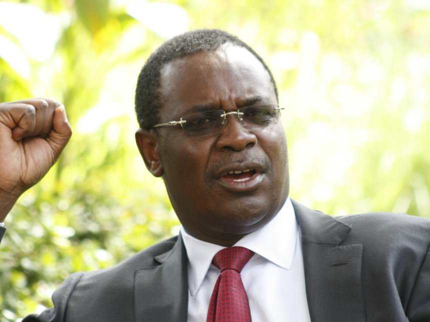 Warrants To Investigate Kidero U0026 39 S Account Were Issued In